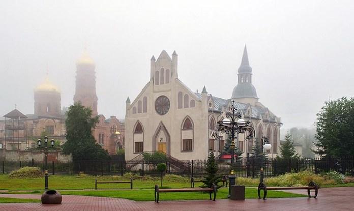Церковь адвентистов седьмого дня сделала официальное заявление в связи с преступлением в Нижнем Новгороде