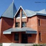 Здание Владимирской Церкви Христиан Адвентистов Седьмого Дня
