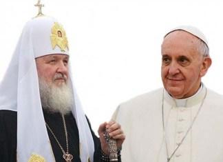 Встреча патриарха и папы римского возможна