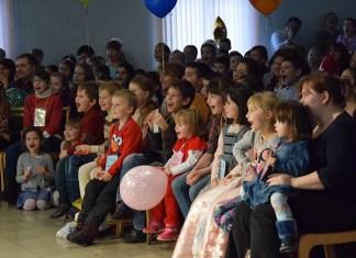 Московские адвентисты учили детей делать добро