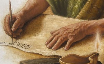 Послание апостола Павла к Римлянам, глава 1