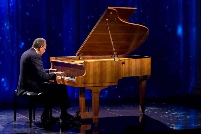 В Нижнем Новгороде состоялся концерт пианиста и композитора Кэльвина Тейлора