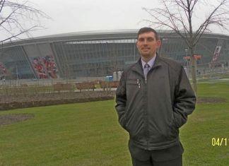 Пастор Олег Карпинский о служении на Донбассе