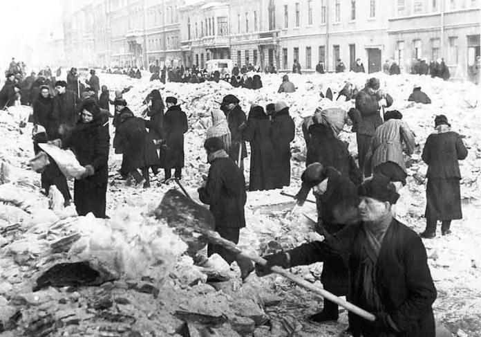 Уроки блокадного Ленинграда