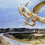 Весть трёх Ангелов книги Откровение