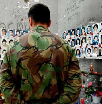 Кто положит конец военным конфликтам?