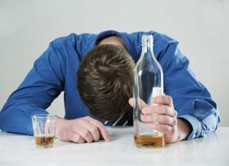 Алкоголь – отличный растворитель