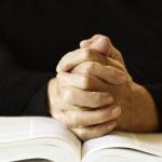 Молитва: Благословение Бога