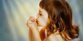 Молитва дочери