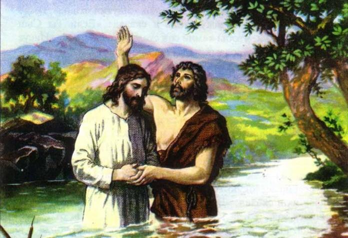Зачем крестился Иисус Христос?
