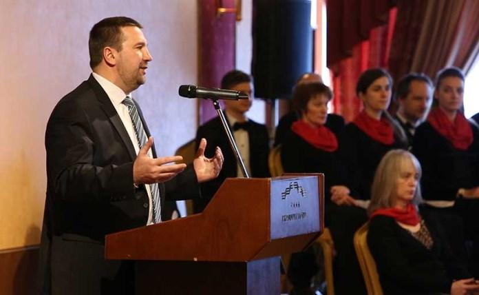 Официальное открытие года Реформации в России