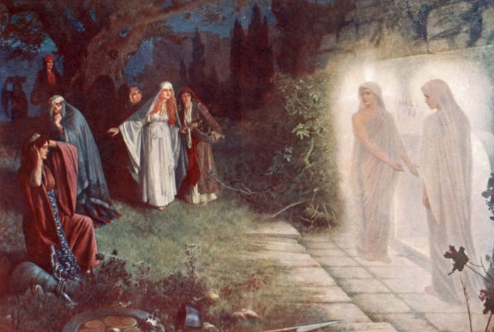 Евангелие от Иоанна, глава 20