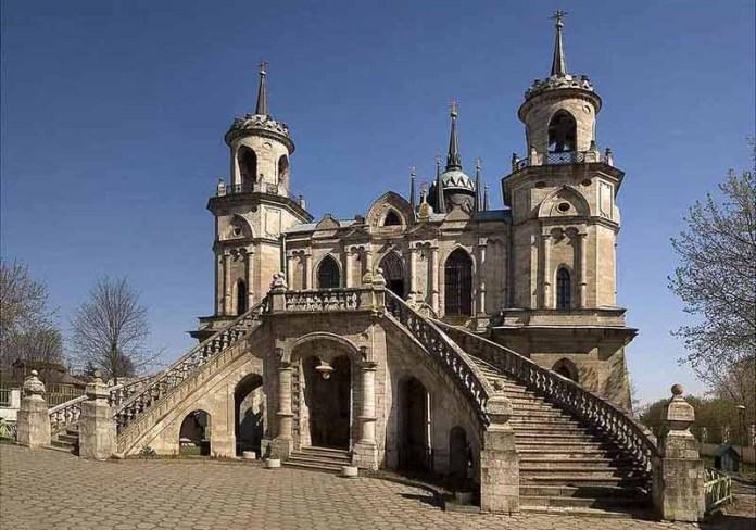 Исторический экскурс: почему сегодня в мире так много церквей?