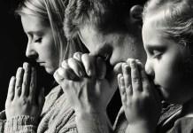 Молитва: уровни