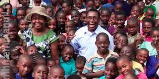 Он продал успешный бизнес, чтобы создать организацию помощи сиротам