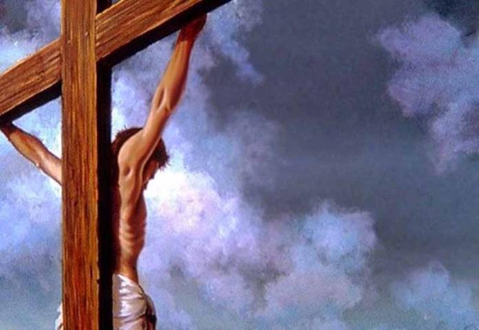 Распяли на кресте Христа