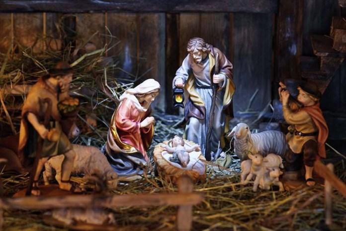 Рождественское (пришёл Спаситель мира)