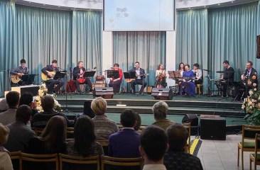 Благотворительный концерт ДОБРОЕ СЕРДЦЕ 1