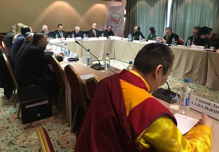 О развитии религиозного образования в России говорили на встрече РАРС