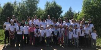 Учебный год для участников московского детского клуба «Искатели приключений» завершился путешествием в «Жемчужную страну»