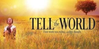 Художественный фильм «Скажи миру»