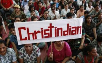 В Индии 10 000 христиане протестуют против гонений