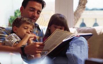 В Библии хороший отец