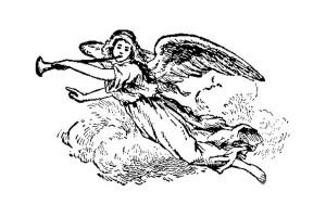 Души умерших превращаются в ангелов