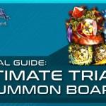 - 攻略動画 - Dissidia Final Fantasy: Opera Omnia – Global Ultimate Trials and Summon Board Guides