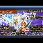 - 攻略動画 - Dissidia Final Fantasy Opera Omnia Global – Free Multi Draw Festival – Y'shtola EX & Onion Knight EX