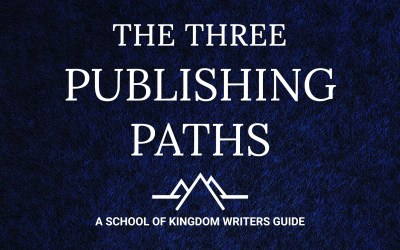 The Three Publishing Paths – Available Now