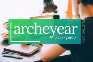 Arche Year Christian Writing Training Program