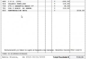 ARS1223 - 23 - C NOMBRE DE EMPRESA DE SUELDOS - Liquidación 30112009 - Usuario_2013-09-02_11-37-33