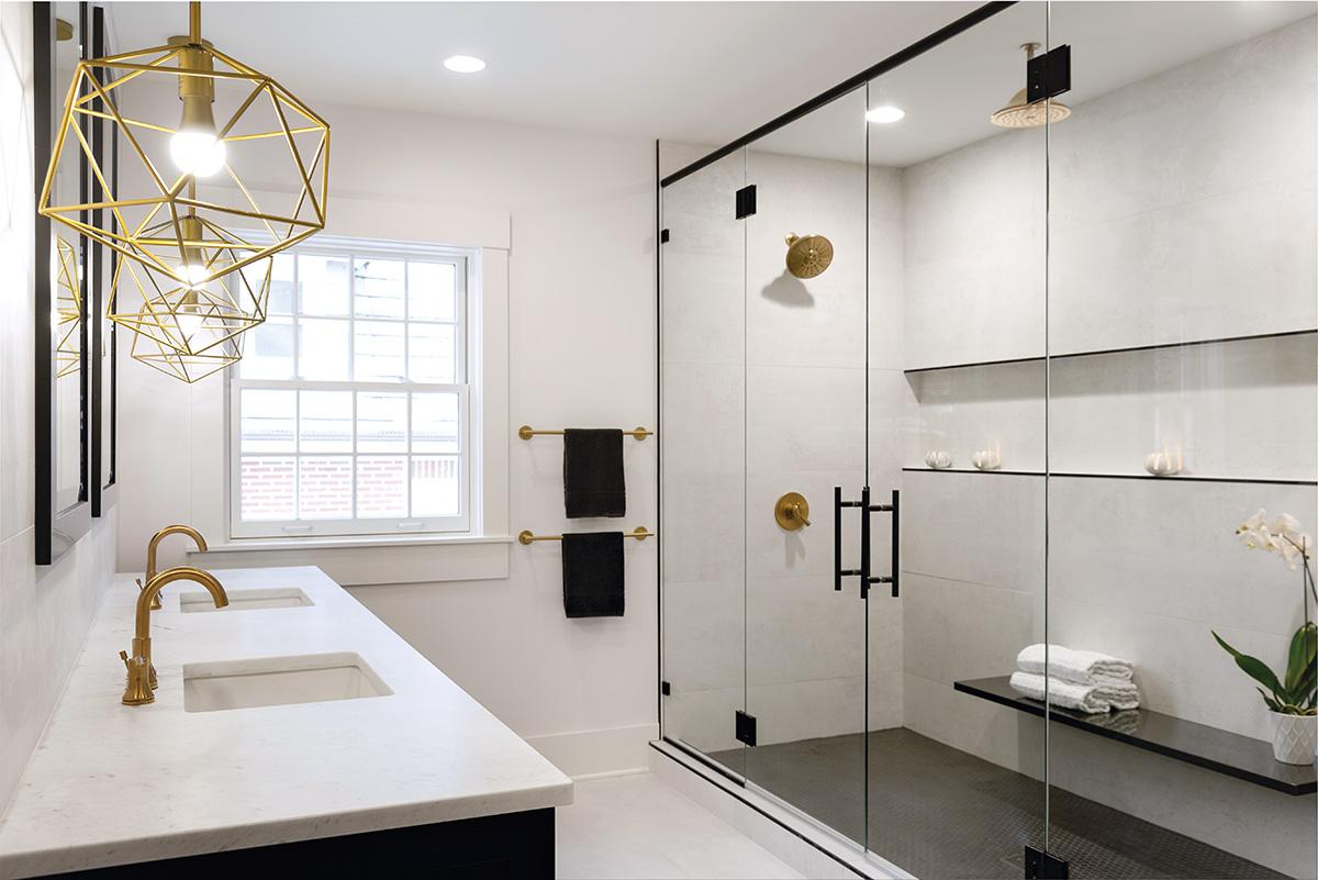 best master bathroom under 50 000 kitchen bath design news