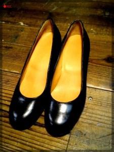 靴づくりのことパンプス