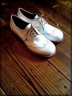 手作り靴教室・靴工房 外羽根 ダービー ハンドソーンウェルテッド