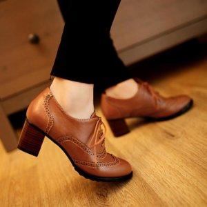 dicas de como usar sapatos oxford para mulheres