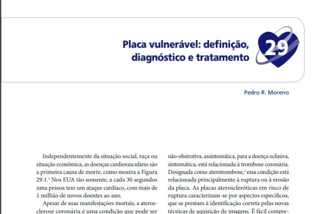 Placa vulnerable: definición, diagnóstico y tratamiento.