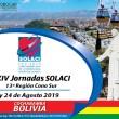 Jornadas Bolivia 2019
