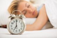 Cantidad de horas de sueño y riesgo de infarto de miocardio