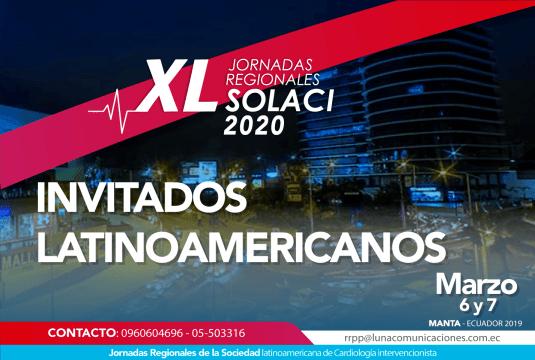 Jornadas Ecuador 2020   Invitados Latinoamericanos