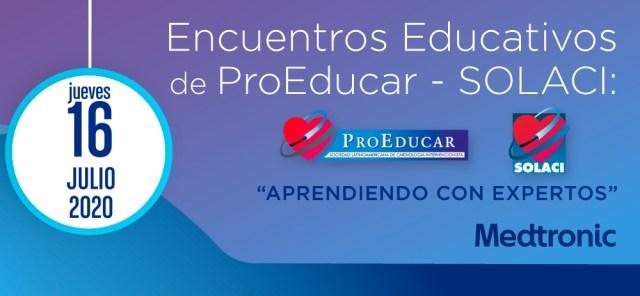 Ciclo de Encuentros Educativos ProEducar-SOLACI: Aprendiendo con Expertos