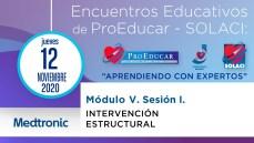 9° Encuentro Educativo ProEducar - Intervención Estructural