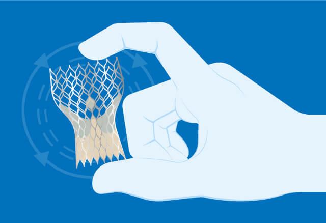 A FDA aprova um terceiro dispositivo que entra na concorrência do TAVI