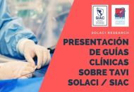 Presentación de Guías Clínicas sobre TAVI SOLACI SIAC