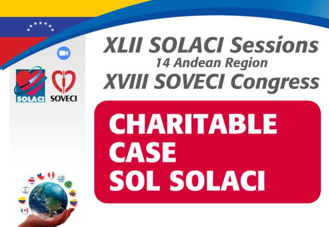 SOL SOLACI Program Took Part in the Venezuela Sessions 2021 with a New Charitable Case