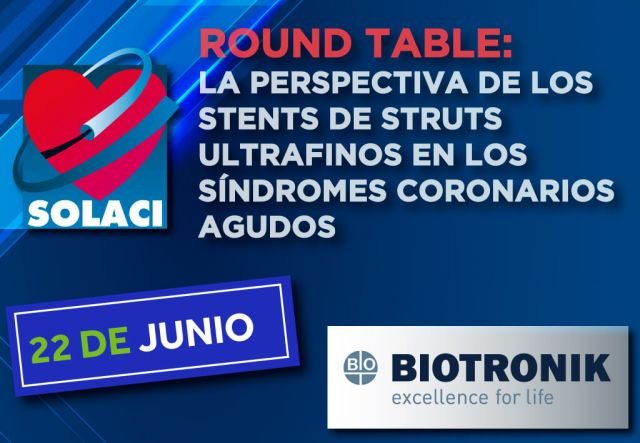 06/22 - SOLACI Event | Round Table: Ultrathin-Struts Stents as an Approach to Acute Coronary Syndrome