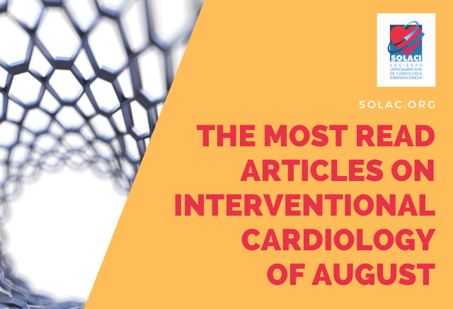 The Most Read Articles in August in Interventional Cardiology