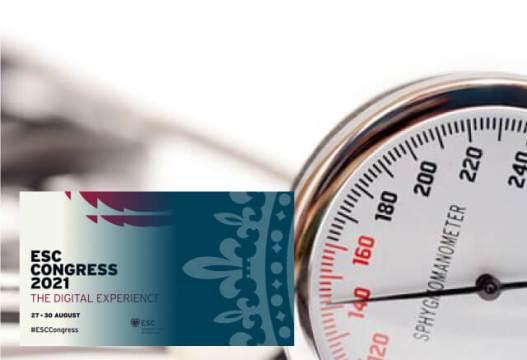 ESC 2021 | STEP: Valores de tensión arterial en añosos: una discusión que no tiene fin