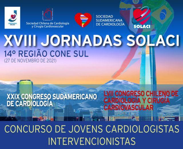 Jornadas Chile 2021 | Concurso de Jovens Cardiologistas